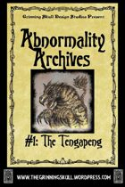 Abnormality Archives: #1 The Tengapeng
