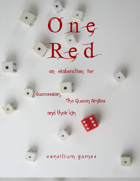 One Red