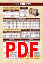 image relating to Pathfinder Gm Screen Printable named - GM Displays Pathfinder-OGL PDF - The