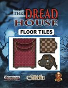 The Dread House - Printable Floor Tiles for Haunted Houses