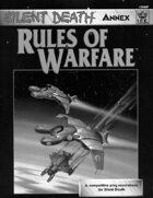 Silent Death: Rules of Warfare