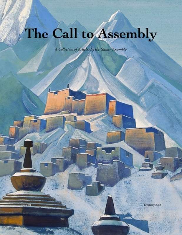 Call to Assembly, issue 1