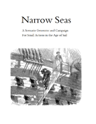 Narrow Seas (for Any Age of Sail Game)
