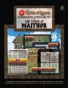Worlde of Legends™ KIT: GameMaster Adventure Kit - The Tower of Maithor