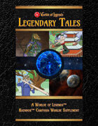 Worlde of Legends™ Legendary Tales of Kaendor (Tales 1 - 5)