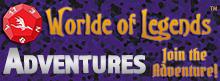 WoL™ Adventure Scenarios
