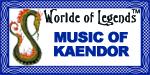 WoL Music of Kaendor