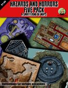 Hazards and Horrors - Five Pack