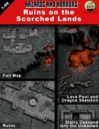 Hazards and Horrors - Ruins on the Scorched Lands