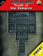 Hazards and Horrors -Tomb of the Vampire