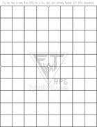 Printable Battle Mat Template