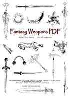 RMC: Fantasy Weapons for Fantasy Grounds