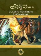 Castles & Crusades: Classic Monsters - The Manual for Fantasy Grounds
