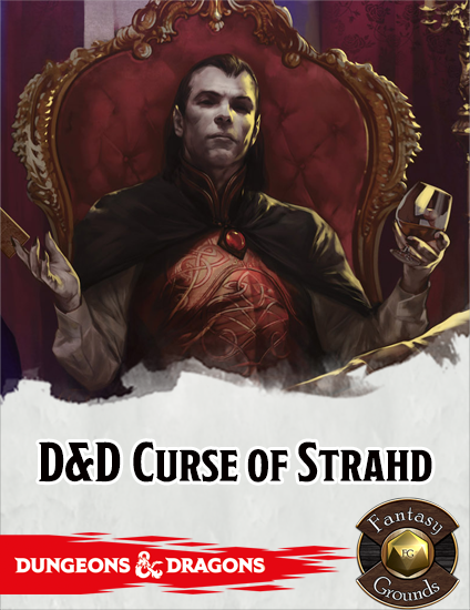 Fantasy Grounds: D&D Curse of Strahd - SmiteWorks | Dungeons