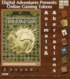 Online Gaming Tokens Pack #1: Animals & Aberrations