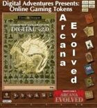 Online Gaming Tokens Pack #2: Arcana Evolved