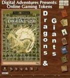 Online Gaming Tokens Pack #5: Dragons & Giants