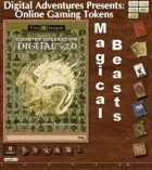 Online Gaming Tokens Pack #6: Magical Beasts