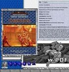 Dark Harbor Fantasy Grounds Adventure Conversion w/PDF