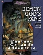 Monte Cook's Demon God's Fane Fantasy Grounds Conversion