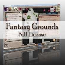 Fantasy Grounds - Full License - SmiteWorks | Core Product Licenses |  DriveThruRPG com