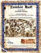 Savage Tales for Fantasy Grounds II: Zombie Run
