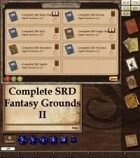 The Complete SRD for Fantasy Grounds II