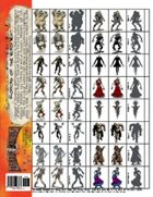 Deadlands Cardstock Cowboys: Weird West #2: Horrors of the Weird West Fantasy Grounds Token Pack