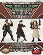 Daring Tales of Adventure Figure Flats Token Pack for Fantasy Grounds II