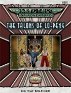 Daring Tales of Adventure #04: The Talons of Lo-Peng - Fantasy Grounds II Adventure Module