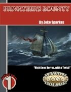 Savage Tales #1: Privateer's Bounty! for Fantasy Grounds II