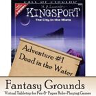 Dead in the Water: A Call of Cthulhu Adventure for Fantasy Grounds II