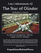 1 on 1 Adventures #2: The Star of Olindor for Fantasy Grounds