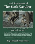 1 on 1 Adventures #4: The Sixth Cavalier for Fantasy Grounds