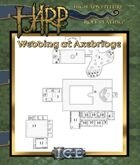 RMC: A Wedding at Axebridge for Fantasy Grounds