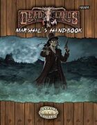Savage Worlds Setting: Deadlands Reloaded Marshal's Guide for Fantasy Grounds
