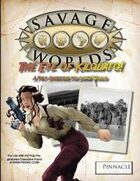 Savage Worlds: Eye of Kilquato for Fantasy Grounds II