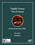 Tangible Taverns: Trio of Taverns (5e)