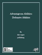 Advantageous Abilities: Defensive Abilities (5e)