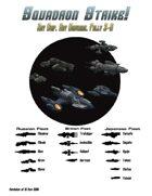 Squadron Strike!, Ship Book 1