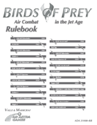 Birds of Prey Rules Bundle