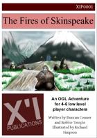 The Fires of Skinspeake