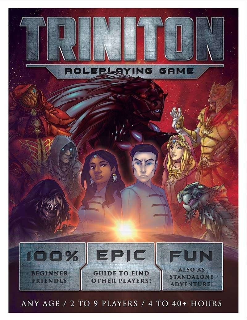 Triniton the Roleplaying Game