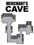 Merchant's Cave Dungeon Map