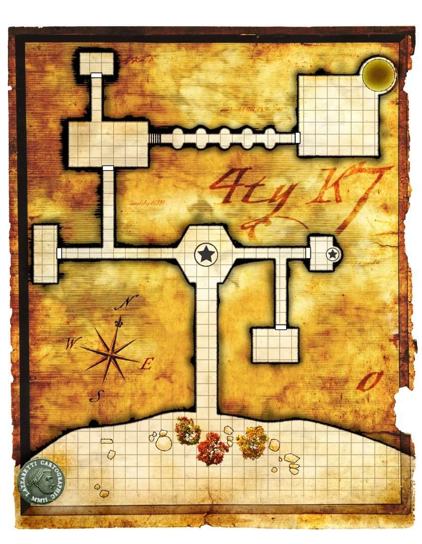 DMs Guild Creator Resource - Map Pack - Dungeon Masters Guild | DMG