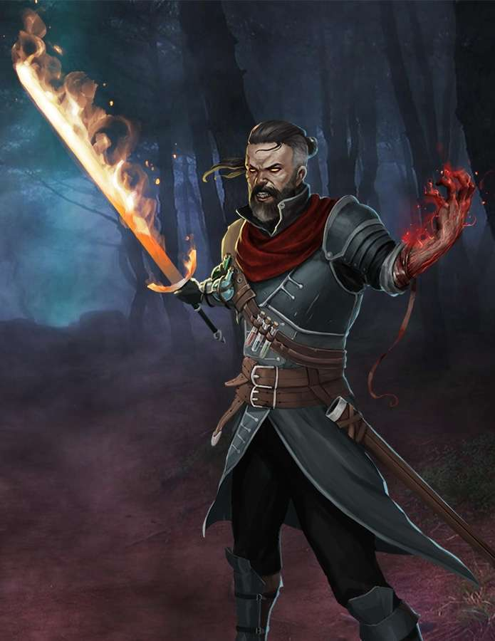 Blood Hunter Class