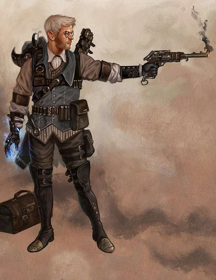 Gunslinger Martial Archetype for Fighters