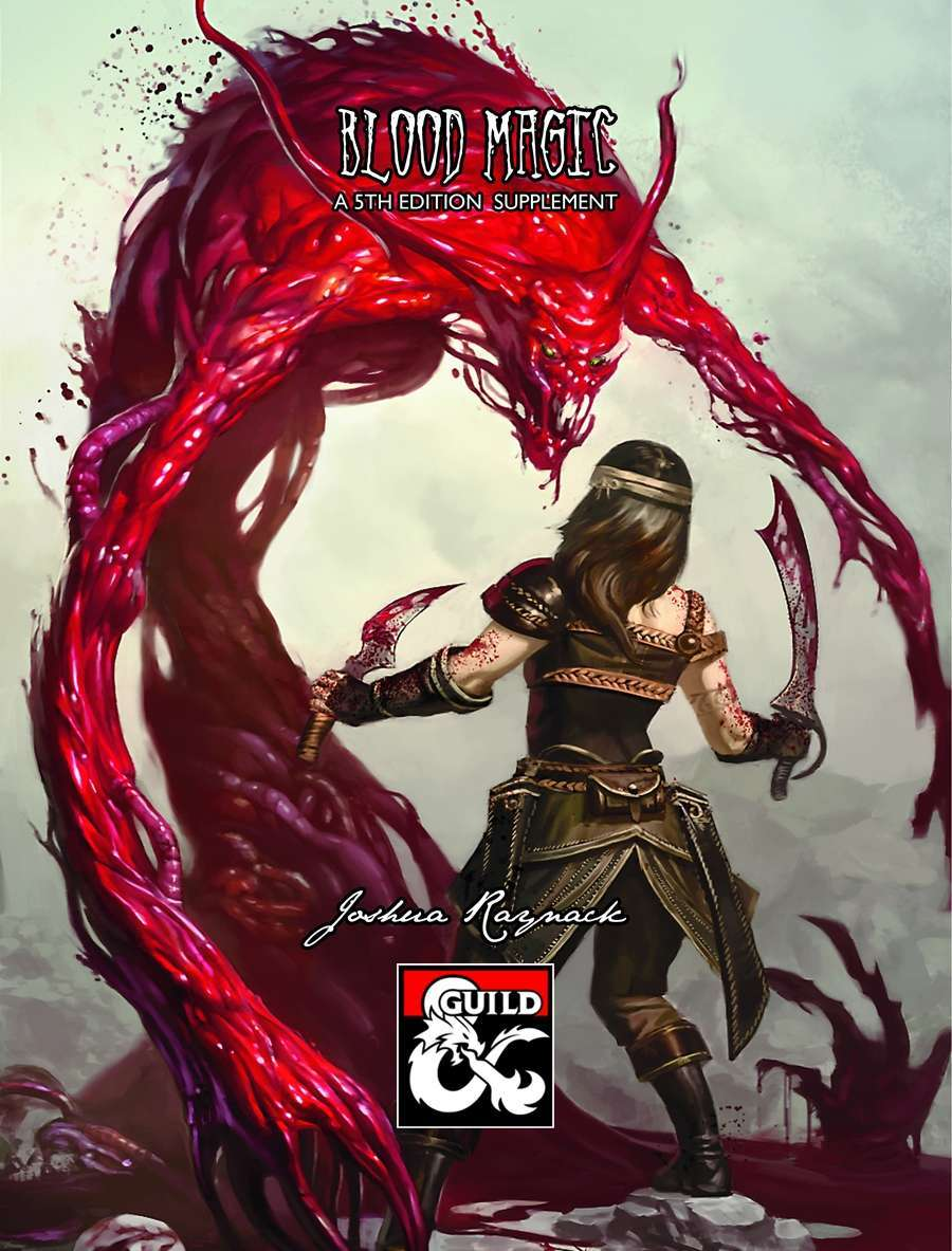 Blood Magic (5e) - Dungeon Masters Guild | Dungeon Masters Guild