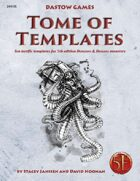 Tome of Templates