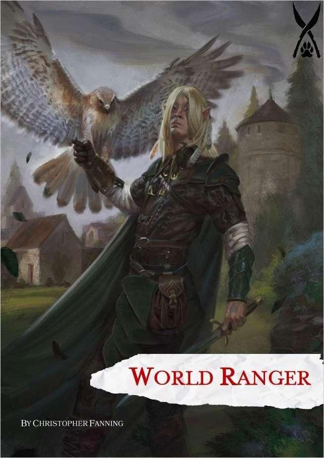 class  world ranger